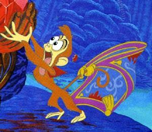Macaco do Aladim