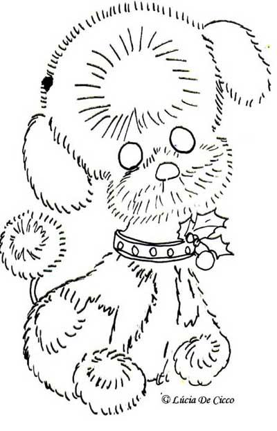 desenho_imprimir_cao1