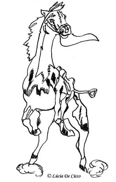 desenho_imprimir_cavalo