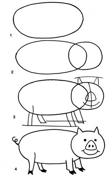 desenho_porco